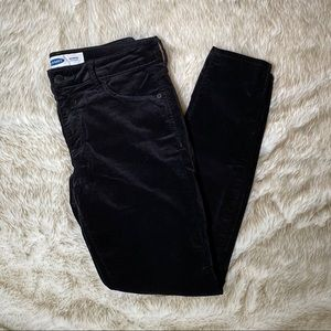 Old Navy Velvet Pants